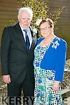 Peg Fealey (65yrs) Brosna, and Thomas Kearney (70yrs), Ardfert were married in a Civil Ceremony at the Manor West Hotel with a reception after on Friday 29th April 2016