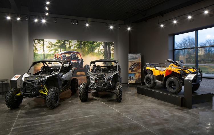 Rival Motorsports Can-Am | BRP Site Development