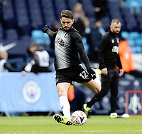 Burnley's Robbie Brady during the pre-match warm-up <br /> <br /> Photographer Rich Linley/CameraSport<br /> <br /> Emirates FA Cup Fourth Round - Manchester City v Burnley - Saturday 26th January 2019 - The Etihad - Manchester<br />  <br /> World Copyright © 2019 CameraSport. All rights reserved. 43 Linden Ave. Countesthorpe. Leicester. England. LE8 5PG - Tel: +44 (0) 116 277 4147 - admin@camerasport.com - www.camerasport.com
