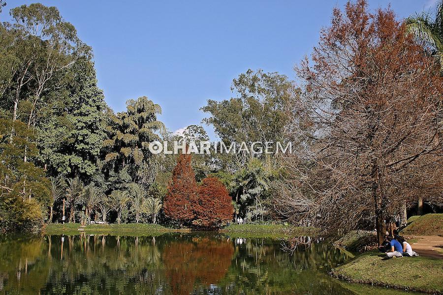 Jardim Botanico do Instituto Cultural Inhotim. Brumadinho. Minas Gerais. 2011. Foto de Euler Paixao.