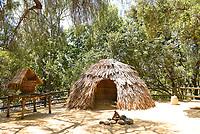 Indian Village at Heritage Hill Historical Park Lake Forest