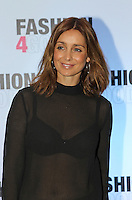 NON-EXCLUSIVE PICTURE: TREVOR ADAMS / MATRIXPICTURES.CO.UK.PLEASE CREDIT ALL USES..WORLD RIGHTS..English singer and media personality Louise Redknapp is pictured attending the Fashion For Good charity fundraising event held at Brooklands Hotel in Weybridge, Surrey this evening...NOVEMBER 9th 2012..REF: MTX 125184