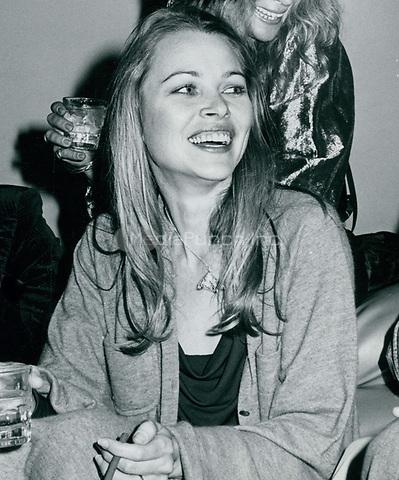 Michelle Phillips 1982<br /> Photo By John Barrett-PHOTOlink.net / MediaPunch