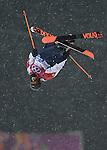 18/02/2014 - Mens Ski Halfpipe - Rosa Khuter extreme centre - Sochi - Russia