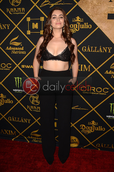 Sophie Simmons<br /> at the 2016 Maxim Hot 100 Party, Hollywood Palladium, Hollywood, CA 07-30-16<br /> David Edwards/DailyCeleb.com 818-249-4998