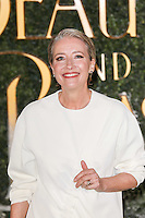 Emma Thompson<br /> arrives for the &quot;Beauty and the Beast&quot; screening, St.James', London.<br /> <br /> <br /> &copy;Ash Knotek  D3234  23/02/2017