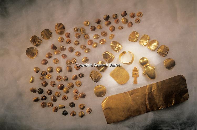 Egypt; Late Period; Greco-Roman; Bahariya Oasis; Tomb; Djed Khonsu Euf Anhk