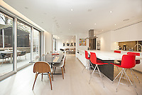 Dining Room at 120 East 29th Street