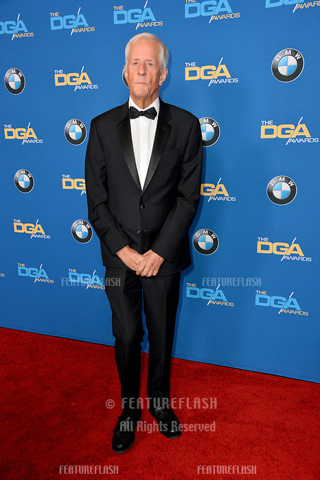 Michael Apted at the 70th Annual Directors Guild Awards at the Beverly Hilton Hotel, Beverly Hills, USA 03 Feb. 2018<br /> Picture: Paul Smith/Featureflash/SilverHub 0208 004 5359 sales@silverhubmedia.com