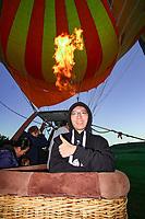 May 06 2019 Hot Air Balloon Gold Coast and Brisbane