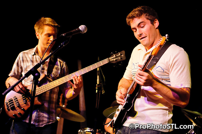 Matt Rowland Band in concert at The Focal Point in Maplewood, MO on June 17, 2011.