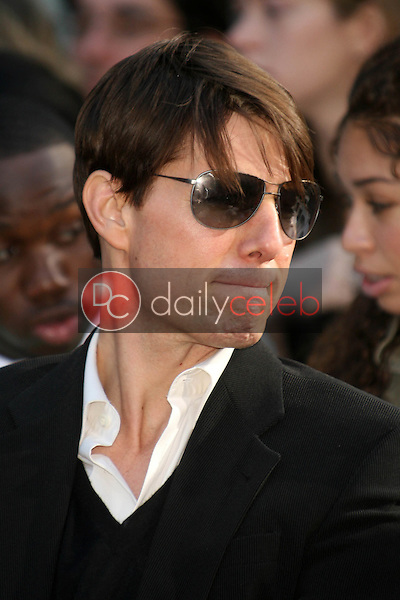 Tom Cruise<br />at the Chinese Theatre hand and footprint Ceremony Honoring Will Smith. Grauman's Chinese Theatre, Hollywood, CA. 12-10-07<br />Dave Edwards/DailyCeleb.com 818-249-4998