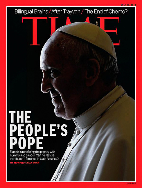 Time Magazine Photograph by Stefano Spaziani