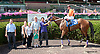 Eddy Gourmet winning at Delaware Park racetrack on 7/7/14
