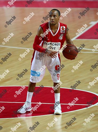 2009-10-03 / Basketbal / seizoen 2009-2010 / Antwerp Giants / Tim Black..Foto: mpics