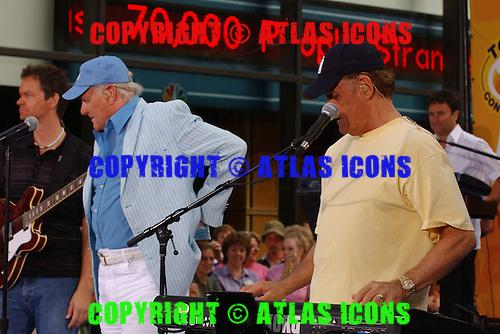 Beach Boys @ NBC The Today Show  Brian Wilson