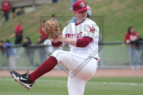 APPLETON - MAY 2011: Greg Holle (16) of the Wisconsin Timber Rattlers, Class-A affiliate of the Milwaukee Brewers, during a game on May 18, 2011 at Fox Cities Stadium in Appleton, Wisconsin. (Photo by Brad Krause) ........