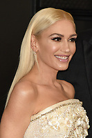 LOS ANGELES - JAN 26:  Gwen Stefani at the 62nd Grammy Awards at the Staples Center on January 26, 2020 in Los Angeles, CA