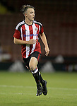 Sheffield United's Keegan Burton during the FA Youth Cup First Round match at Bramall Lane Stadium, Sheffield. Picture date: November 1st 2016. Pic Richard Sellers/Sportimage