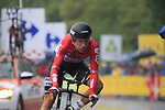 Lars Ytting Bak (DEN) Lotto-Soudal in action during Stage 1, a 14km individual time trial around Dusseldorf, of the 104th edition of the Tour de France 2017, Dusseldorf, Germany. 1st July 2017.<br /> Picture: Eoin Clarke | Cyclefile<br /> <br /> <br /> All photos usage must carry mandatory copyright credit (&copy; Cyclefile | Eoin Clarke)