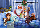 Marcello, CHRISTMAS SANTA, SNOWMAN, WEIHNACHTSMÄNNER, SCHNEEMÄNNER, PAPÁ NOEL, MUÑECOS DE NIEVE, paintings+++++,ITMCXM1415,#X#