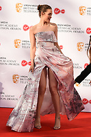 LONDON, UK. May 12, 2019: Anna Passey arriving for the BAFTA TV Awards 2019 at the Royal Festival Hall, London.<br /> Picture: Steve Vas/Featureflash