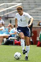 Mia Hamm, USWNT vs England, May 17, 2003.