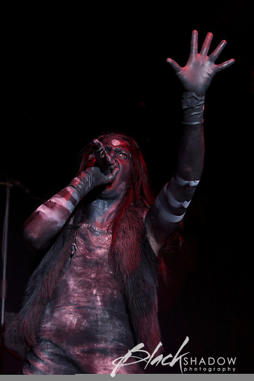 Murderdolls performing at Festival Hall, Melbourne, 3 March 2011
