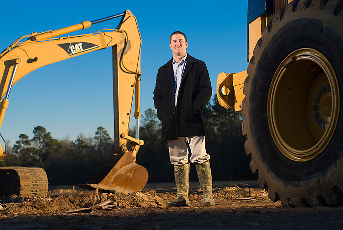 Kevin Sansbury, Partner in Century 21 McAlpine, is an expert land use management helping developers determine the best use of properties in in the Conway, SC area.