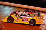 Aug 8, 2009; 10:49:57 PM; Union, KY., USA; The North-South 100  running a 50,000-to-win Lucas Oil Late Model Dirt Series sanctioned event at Florence Speedway.  Mandatory Credit: (thesportswire.net)