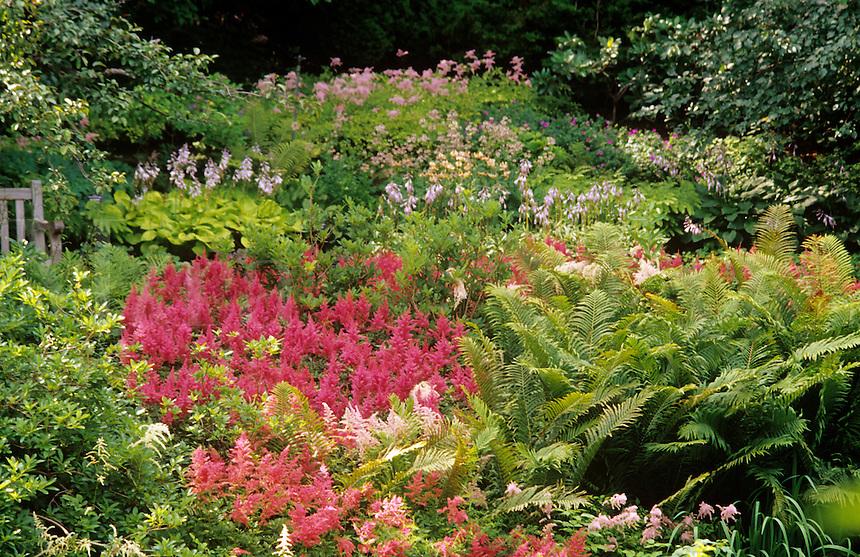 Refords Gardens, Grand-Metis, Quebec, Canada