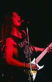 Soundgarden; Chris Cornell; 1989<br /> Photo Credit: David Plastikl\AtlasIcons.com
