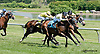 Upper Afleet winning at Delaware Park on 6/5/13