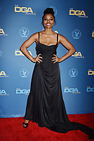 HOLLYWOOD, CA - FEBRUARY 02: Keesha Sharp attends the 71st Annual Directors Guild Of America Awards at The Ray Dolby Ballroom at Hollywood & Highland Center on February 02, 2019 in Hollywood, California.<br /> CAP/ROT/TM<br /> ©TM/ROT/Capital Pictures