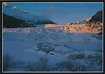 FB 209. Mendenhall Glacier in winter