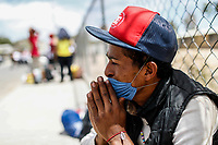 """Comedor Comunitario en la colonia San Luis de Hermosillo Sonora no se da abasto para atender a la Caravana del Migrante conformada por un contingente de 600 personas su mayoría de origen centroamericano, que arribo a Hermosillo a bordo del tren conocido como """"La Bestia"""", provienen de la frontera Sur del País y con rumbo a la ciudad de Mexicali donde continuaran el viaje hasta Tijuana.<br /> La caravana tiene como objetivo solicitar <br /> asilo a Estados Unidos y algunos integrantes piensan solicitar una visa humanitaria en Mexico para laborar en los campos de Sonora y Baja California.<br /> (Photo: NortePhoto/Luis Gutiérrez)"""