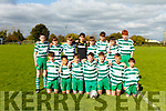 Listowel Celtic U14's who played Park FC on Saturday in Tanavalla