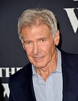 "LOS ANGELES, CA: 13, 2020: Harrison Ford at the world premiere of ""The Call of the Wild"" at the El Capitan Theatre.<br /> Picture: Paul Smith/Featureflash"