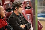 RCD Espanyol coach Quique Sanchez Flores during match of La Liga between Atletico de Madrid and RCD Espanyol at Vicente Calderon Stadium in Madrid, Spain. December 03, 2016. (ALTERPHOTOS/BorjaB.Hojas)