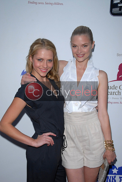 Theresa Palmer and Jaime King<br />