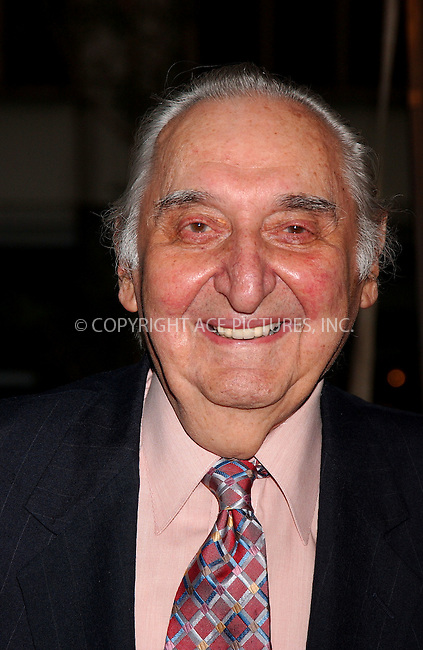 WWW.ACEPIXS.COM . . . . .....July 18, 2007. New York City,....Actor Fyvush Finkel  arrives at the 'I Now Pronounce You Chuck and Larry' premiere held at Ziegfeld Theater in New York City...  ....Please byline: Kristin Callahan - ACEPIXS.COM..... *** ***..Ace Pictures, Inc:  ..Philip Vaughan (646) 769 0430..e-mail: info@acepixs.com..web: http://www.acepixs.com