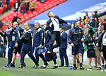 Millwall's Neil Harris celebrates his sides win during the League One Play-Off Final match at Wembley Stadium, London. Picture date: May 20th, 2017. Pic credit should read: David Klein/Sportimage
