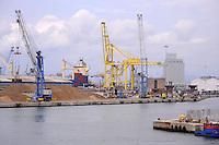 - the Livorno harbour....- il porto di Livorno