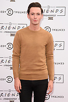 Lorcan London<br /> at the closing party for Comedy Central UK's FriendsFest at Clissold Park, London<br /> <br /> <br /> ©Ash Knotek  D3307  14/09/2017