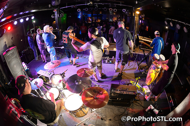 Unifyah in concert at The Mad Magician in St. Louis, MO on Aug 2, 2013.