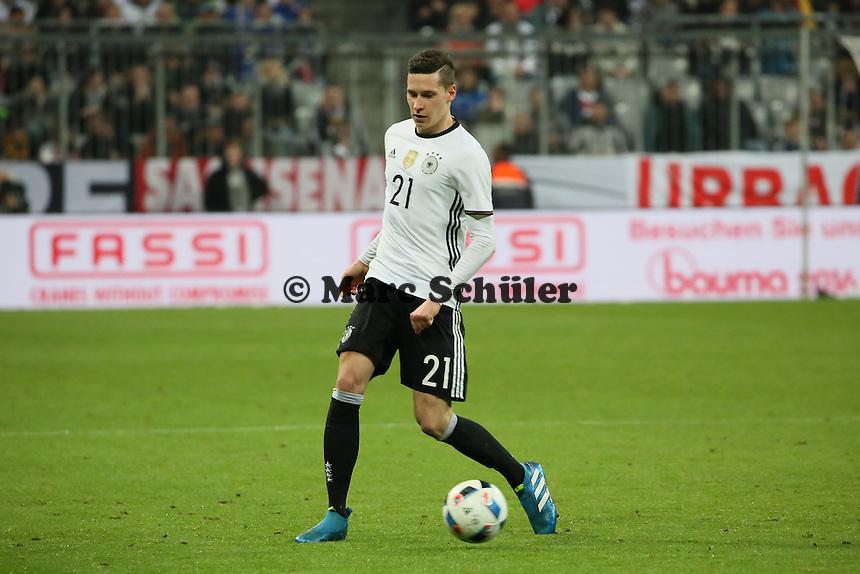Julian Draxler (D) - Deutschland vs. Italien, Allianz Arena München