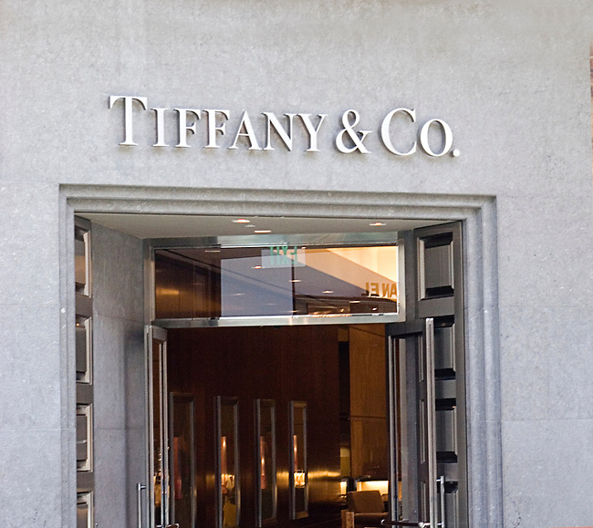 Shopping, Tiffany, Mall at Millenia, Orlando, Florida