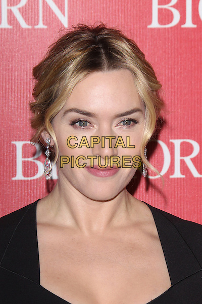 PALM SPRINGS, CA - JANUARY 2: Kate Winslet at the 27th Annual Palm Springs International Film Festival Awards Gala at Palm Springs Convention Center on January 2, 2016 in Palm Springs, California. <br /> CAP/MPI24<br /> &copy;MPI24/Capital Pictures