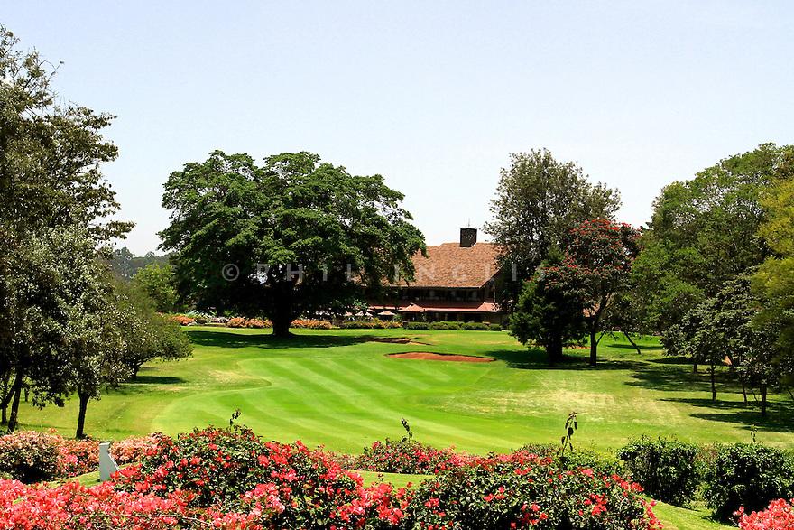 Karen Country Club, Nairobi, Kenya.(Picture Credit / Phil Inglis)