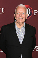 LOS ANGELES - FEB 1:  Andrew Davies at the Masterpiece Photo Call at the Langham Huntington Hotel on February 1, 2019 in Pasadena, CA